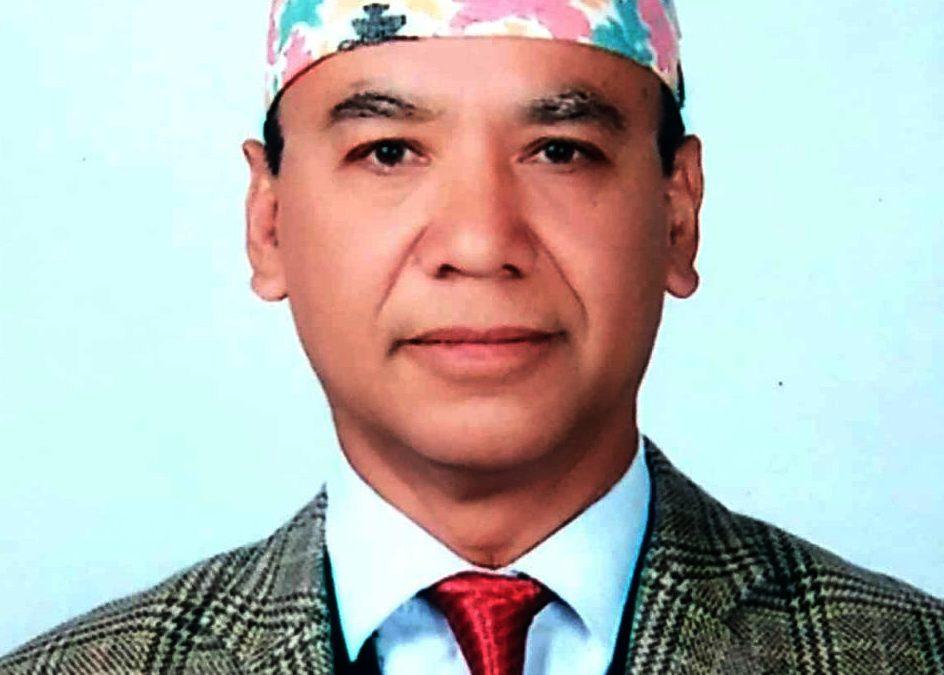 Mr. Purna Lal Shrestha
